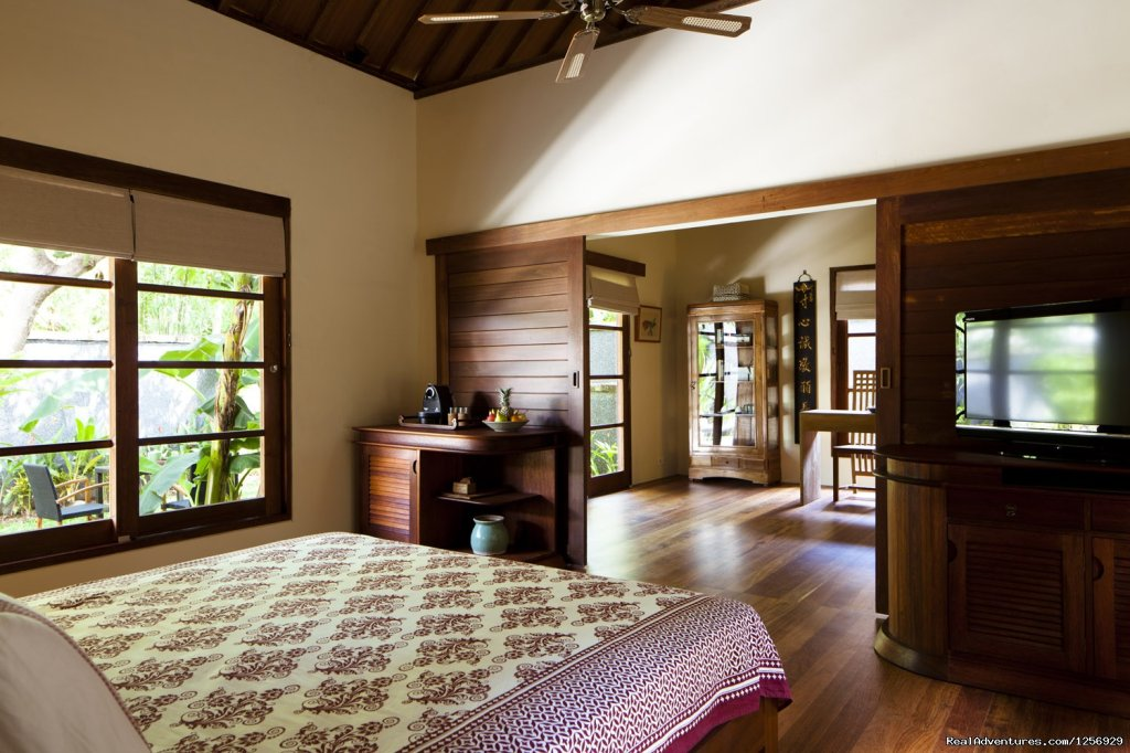 One Bedroom Plunge Pool Villa | Image #8/17 | Deluxe Tropical Pool Villas by the Beach