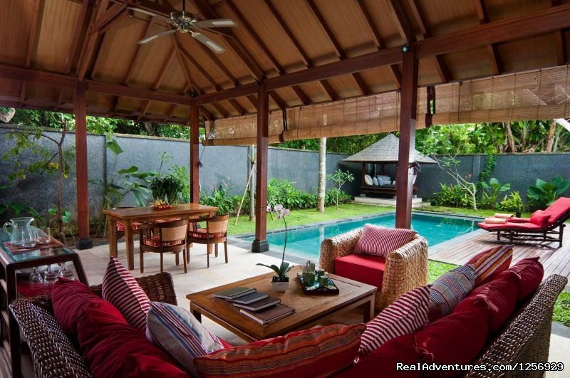 Two Bedroom Pool Villa | Image #10/17 | Deluxe Tropical Pool Villas by the Beach