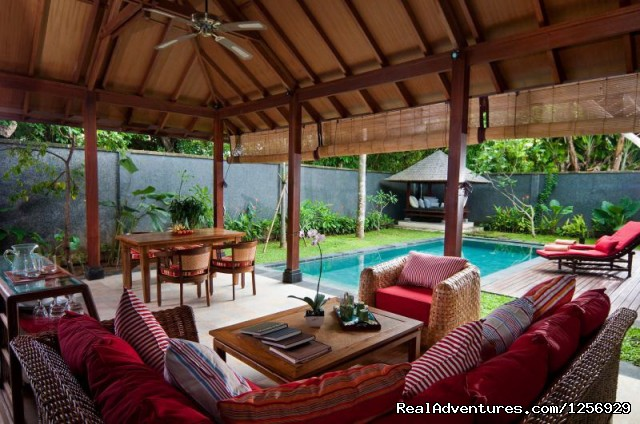 Two Bedroom Pool Villa - Deluxe Tropical Pool Villas by the Beach