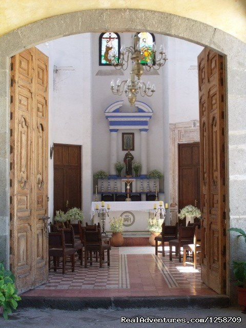 The Chapel at San Francisco Soltepec | Image #5/10 | The Real Mexican KitchenCulinary & Hacienda Tours