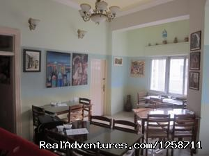 Breakfast Room and Dining Area - Best Budget Hotel in Amman with Cheap Daily Trips