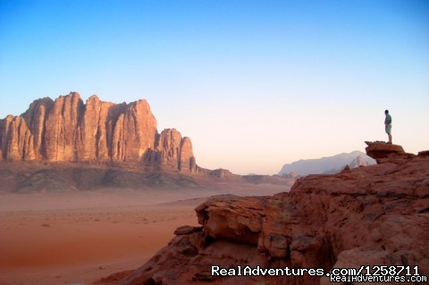 Overnight Camping Trips to Wadi Rum - Best Budget Hotel in Amman with Cheap Daily Trips