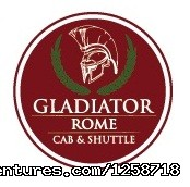 Gladiator Cab & Shuttle Transportation of Rome Company Logo