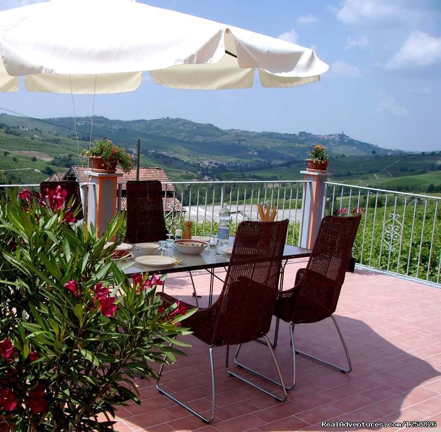 Private terrace apartment Loggione with Panoramic View | Image #10/18 | Holiday Home I Due Padroni - Wine region Milan