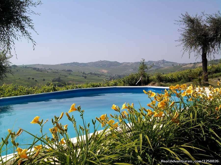 Pool with a View | Image #18/18 | Holiday Home I Due Padroni - Wine region Milan