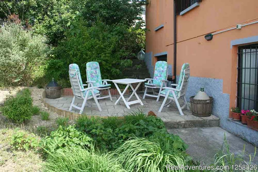 Terrace apartment Cantinetta | Image #17/18 | Holiday Home I Due Padroni - Wine region Milan