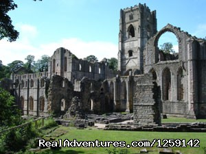 Fountains Abbey (#5 of 7) - Herriot Country Tours - Yorkshire Dales England