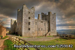 Castle Bolton - Herriot Country Tours - Yorkshire Dales England