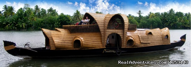 Houseboats Kerala: houseboat