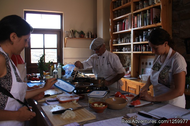 Cooking Class in Full Swing - Travel & Cuisine Adventures in Spain