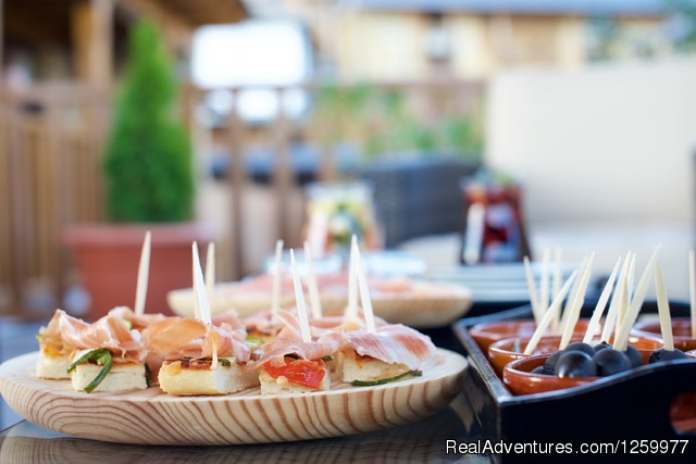 Tapas on the Terrace - Travel & Cuisine Adventures in Spain