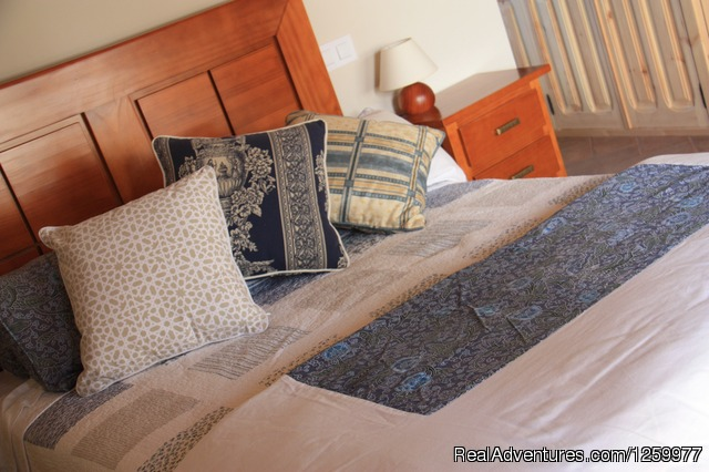 Bedroom in The Lodge - Travel & Cuisine Adventures in Spain