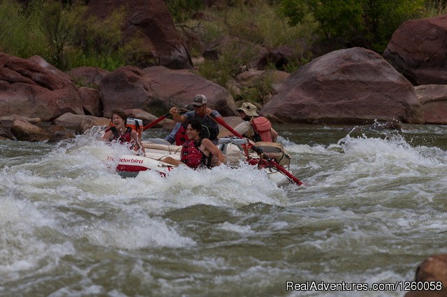 - Lodore Canyon Green River Rafting