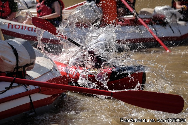 Water Fun - Yampa River Whitewater Rafting Trip