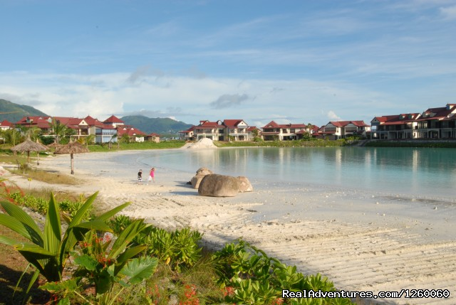 1 of Eden Island 3 beaches - Seychelles Holiday Rentals on Eden Island
