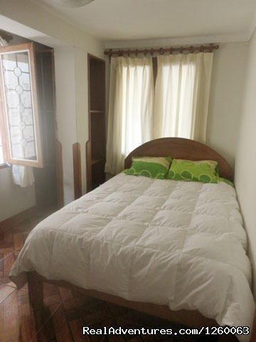 Double Room Ensuite - Bright Hostels Cusco
