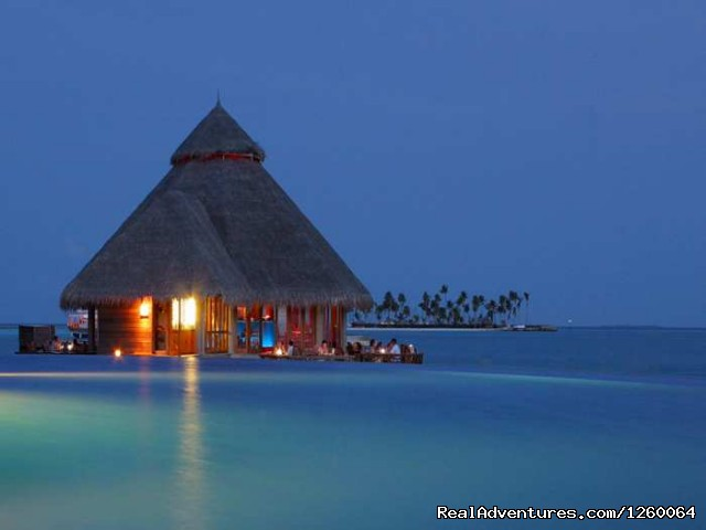 i-Terabytes Tours | Best Tour Operator in Maldives Conrad Maldives Sunset View