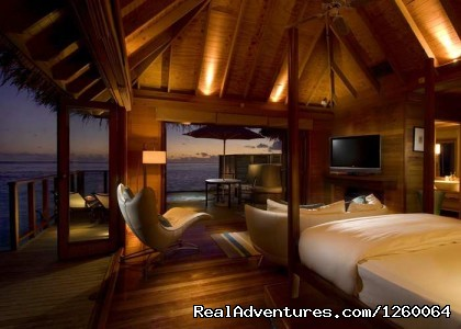 Rangali Island Water Villa 3 (#3 of 25) - i-Terabytes Tours | Best Tour Operator in Maldives