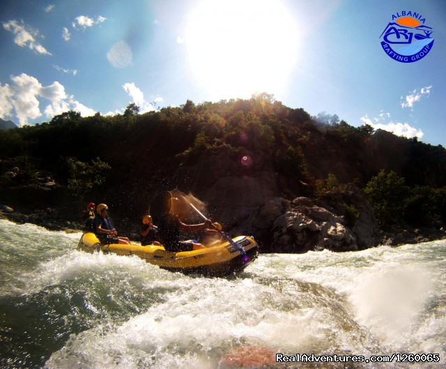 Rafting Albania And Adventures