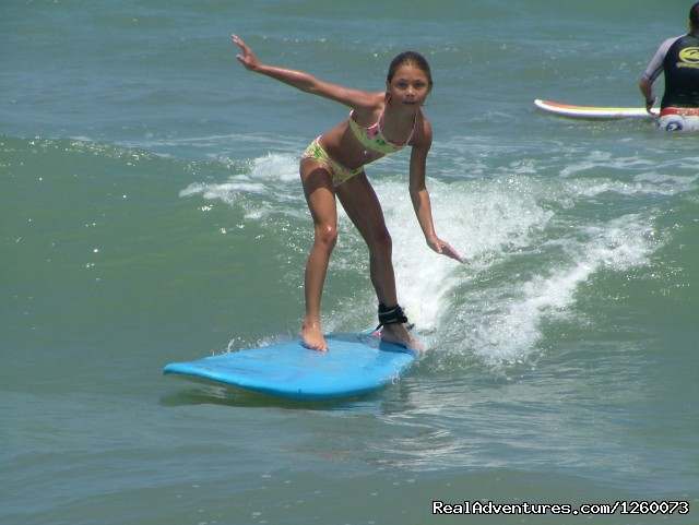 Surf Lessons - 2br Beach home Vacation Rental + Tours Dorado