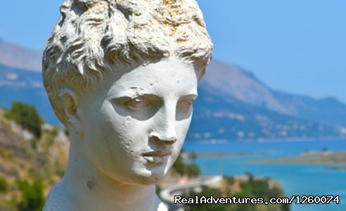Dea Antic Statue - Balkan Tours
