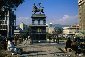 The Capital of Africa, Addis Ababa Addis Ababa, Ethiopia Sight-Seeing Tours