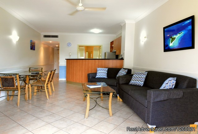 - Waterfront Terraces 4.5 Star Apartments Cairns