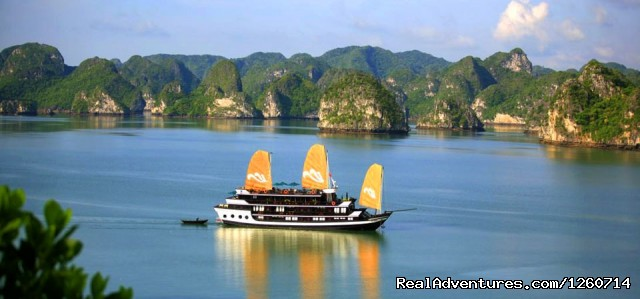 - Halong Bay Cruises - Luxury Cruises Halong Bay