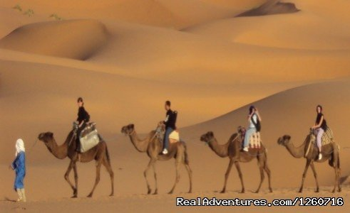 Merzouga Journeys a Local Morocco Tours