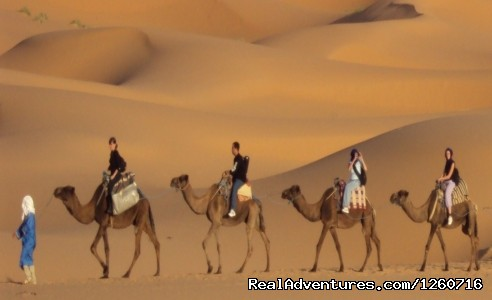Merzouga Journeys: Morocco Desert Tours