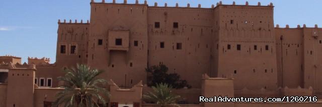 Taourirte Kasbah - Merzouga Journeys: Morocco Desert Tours