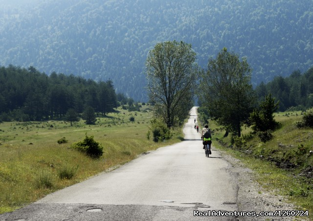 Albania Bicycle Holidays