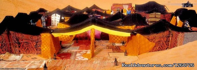 berber tent (#4 of 10) - Merzouga Experience