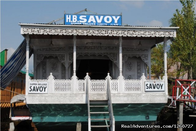 Savoy Groupof House Boats