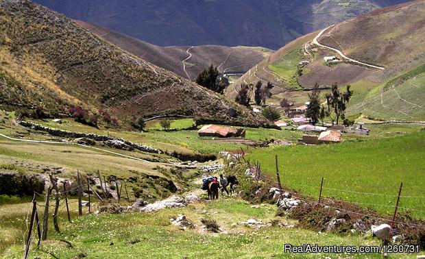 Venezuela Andes - Vuelta a Los Paramo 4 days / 3 Nights
