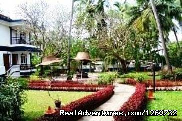 - Garden View Apartment in beach side resort