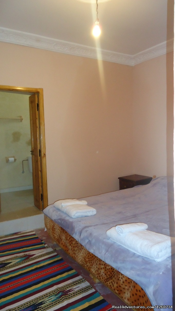 Ensuite room1.. | Image #4/15 | Dar Amalou Imlil - Guest house Atlas Mountains