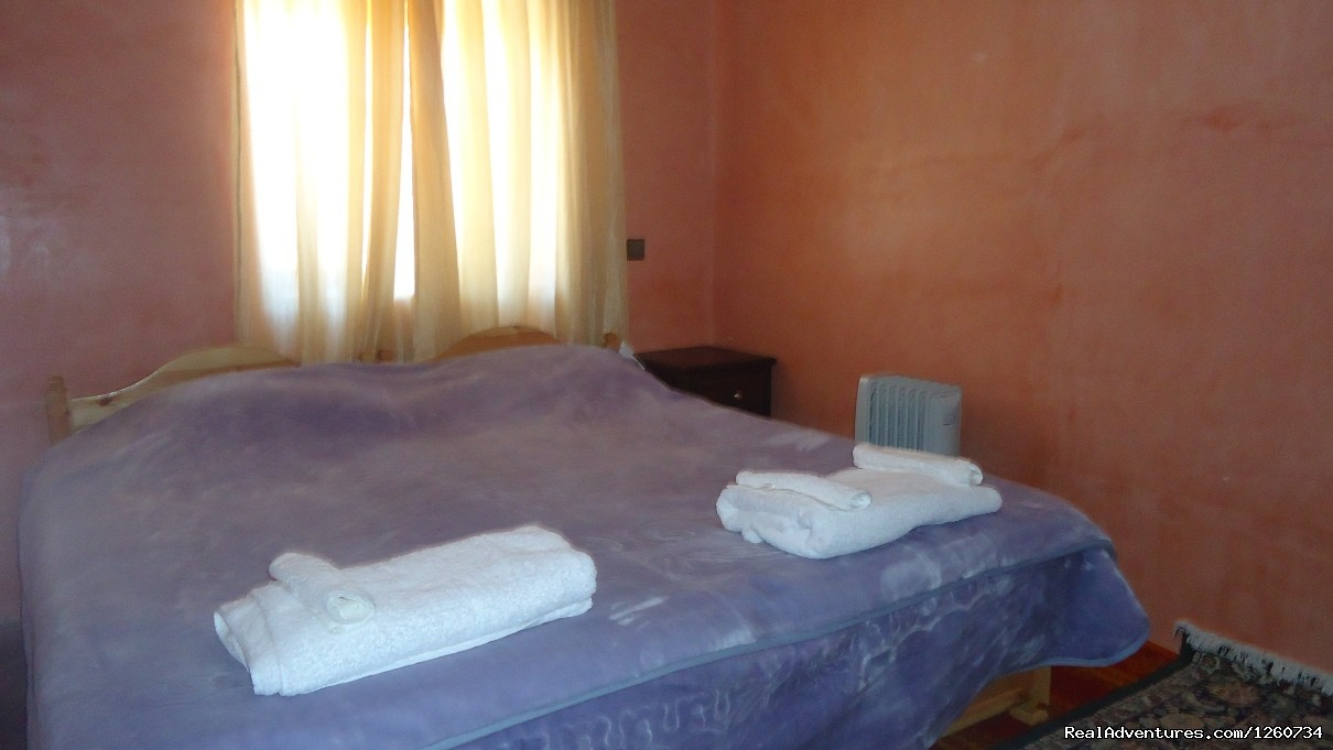 Ensuite room1. | Image #5/15 | Dar Amalou Imlil - Guest house Atlas Mountains