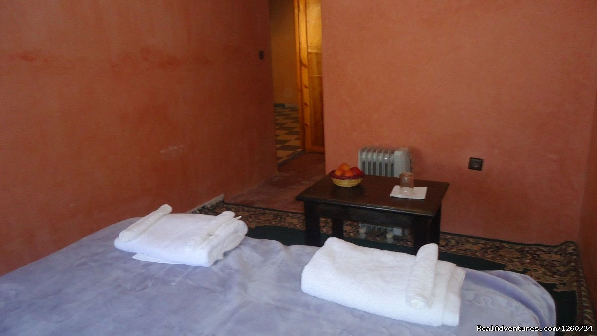 Ensuite room2. | Image #6/15 | Dar Amalou Imlil - Guest house Atlas Mountains