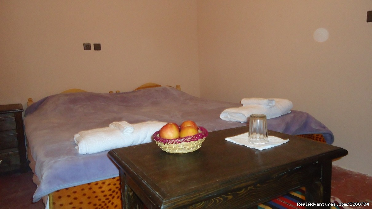 Ensuite room1 | Image #7/15 | Dar Amalou Imlil - Guest house Atlas Mountains