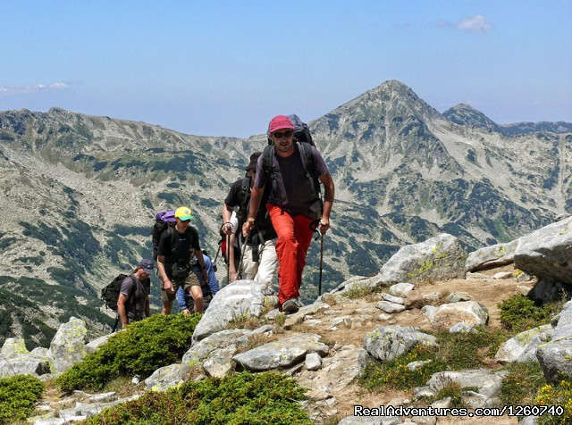 - Rila-Pirin Mountain Trek (Bulgaria), guaranteed de