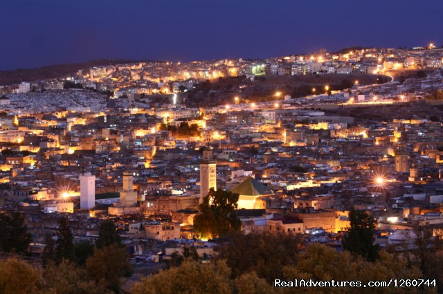 Caracolatour Morocco tour&travel: one of the vist u will have on morocco it s fez
