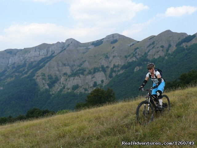 Mountain Bike Holidays in Bulgaria