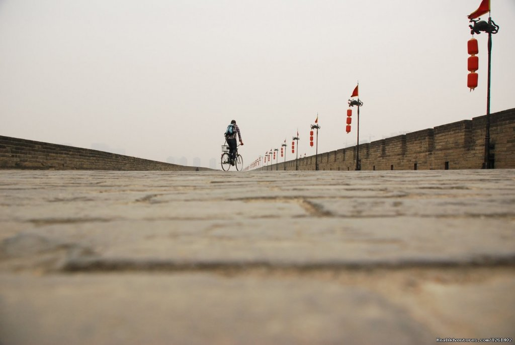 Xi'an Ancient City Wall