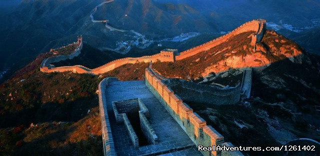The Great Wall of China - 9 Days Yangtze Cruise from Beijing & Xian