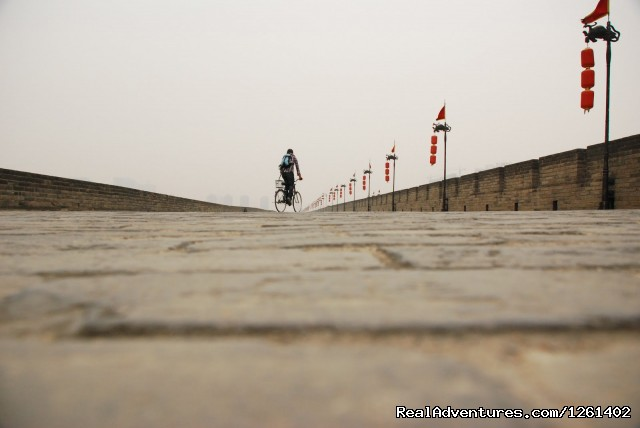 Xi'an Ancient City Wall - 9 Days Yangtze Cruise from Beijing & Xian