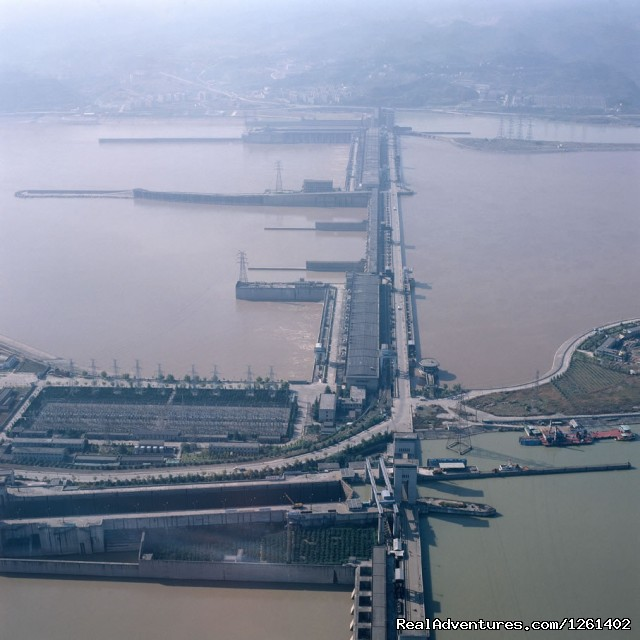 Three Gorges Dam - 9 Days Yangtze Cruise from Beijing & Xian