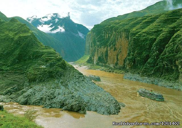 9 Days Yangtze Cruise from Beijing & Xian: Lesser Three Gorges