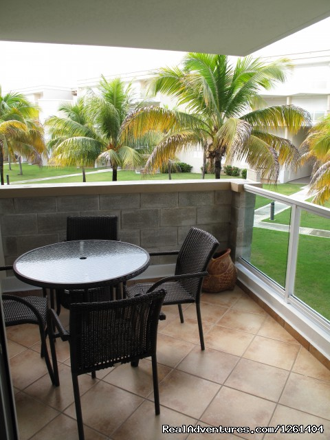 Balcony - Puerto Rico Beach Apartment