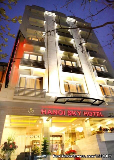 Hanoi Sky Hotel: Hanoi Sky Hotel